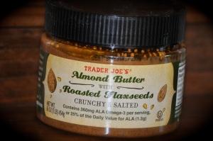 Almond Butter.